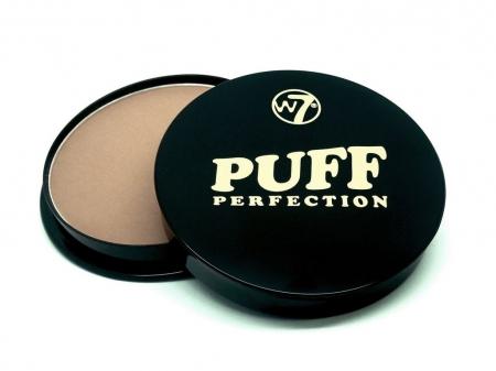 W7 Cosmetics pudra compacta - Puff Perfection - New Beige