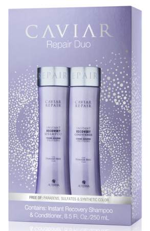 Alterna kit de ingrijire - Caviar Repair Duo