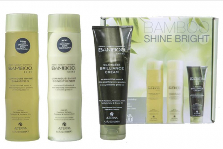 Alterna kit de ingrijire - Bamboo Shine Bright Trio