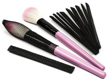 Blend It! plasa de protectie pentru pensule - Brush Shape Black (15403)