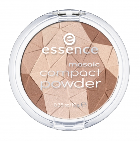 essence pudra compacta Mosaic Powder