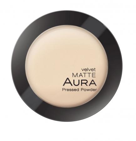 Aura pudra compacta - Velvet Matte Beige 312 (7125)