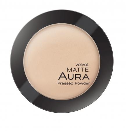 Aura pudra compacta - Velvet Matte Toffee 315 (7156)