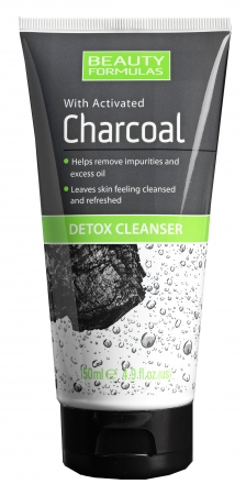 Beauty Formulas gel de curatare - Detox Cleanser 150 ml (88552)