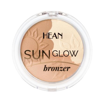 HEAN autobronzant compact - Sun Glow Bronzer - 11 Delicate Tan