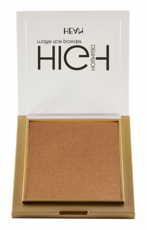 HEAN bronzant compact - High Definition Mattifying Rice Powder 306 Bronzer