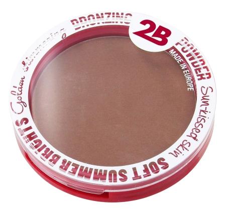 Imagine 2b Cosmetics Bronzant - Bronzing Powder - Soft Summer Brights 01 (16211)