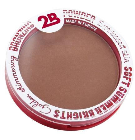 Imagine 2b Cosmetics Bronzant - Bronzing Powder - Soft Summer Brights 02 (16212)
