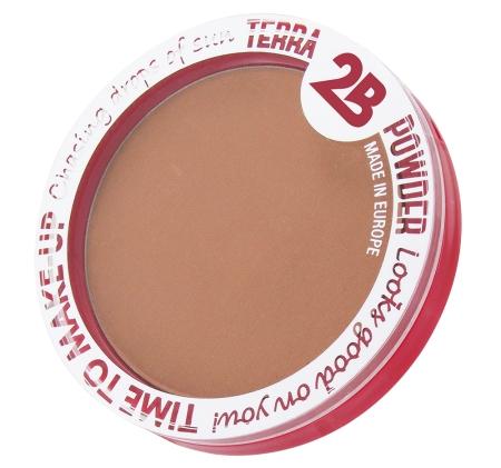2B Cosmetics bronzant - Terra Powder Time To Make Up - 01 (16201)