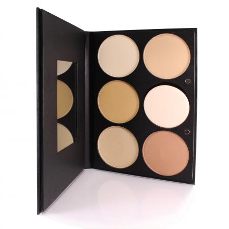 OFRA paleta profesionala de machiaj - Professional Makeup Palette – Foundation (80-93-18)