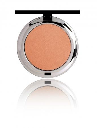 Bellapierre Cosmetics bronzant/iluminator compact – Compact Bronzer/Highlighter - Peony