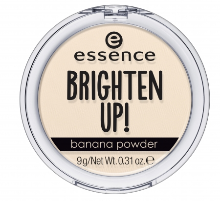 essence pudra compacta – Brighten Up! Banana Powder – 10 Bababanana