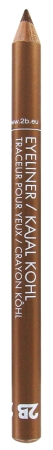Imagine 2b Cosmetics Creion De Ochi – Eyeliner / Kajal Kohl – Diamond Brown (15629)