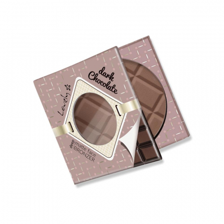 Lovely bronzant – Dark Chocolate Bronzer