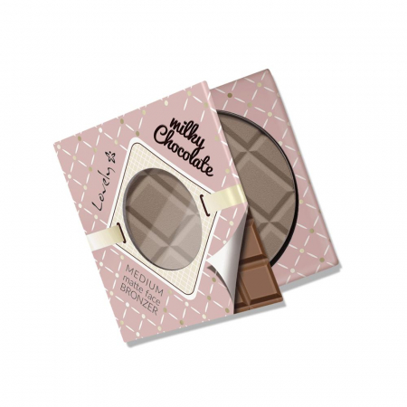 Lovely bronzant – Milky Chocolate bronzer