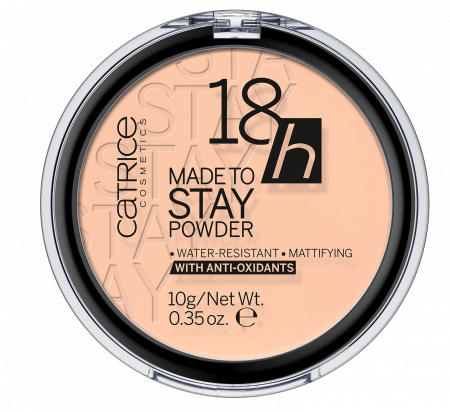 CATRICE pudra compacta - Made To Stay - 15 Vanilla Beige