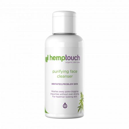 Hemptouch produs pentru curatarea fetei - Purifying Face Cleanser