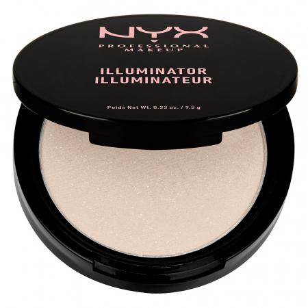 NYX Professional Makeup fard de obraz compact - Illuminator – Ritualistic (IBB04)