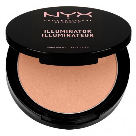 NYX Professional Makeup fard de obraz compact - Illuminator – Narcissistic (IBB01)