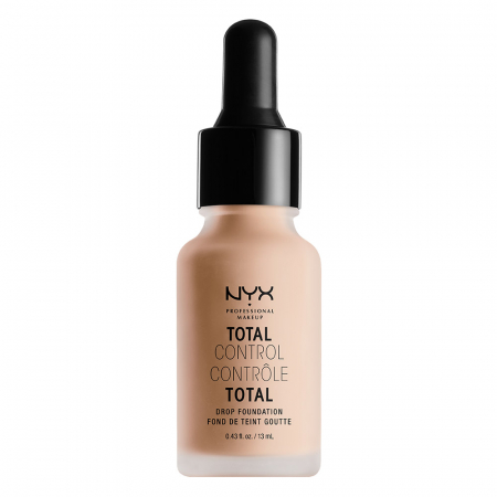 NYX Cosmetics fond de ten lichid - Total Control Drop Foundation – Light (TCDF05)