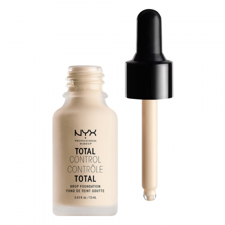NYX Cosmetics fond de ten lichid - Total Control Drop Foundation – Pale (TCDF01)