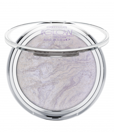 CATRICE iluminator compact - Arctic Glow Highlighting Powder – 010 Jupiters Glow