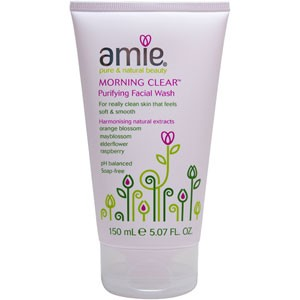 Amie Natural Beauty gel de curatare- Morning Clear - Purifying Facial Wash Cleanser