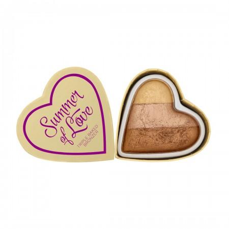 I Heart Makeup bronzant - Hearts Bronzer - Hot Summer of Love