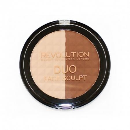 Makeup Revolution iluminator - Duo Face Sculpt