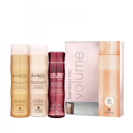 Alterna kit de ingrijire - Bamboo Volume Trio