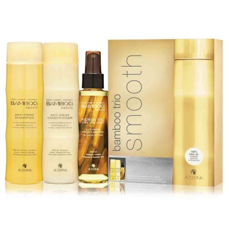 Alterna kit de ingrijire - Bamboo Smooth Holiday Trio