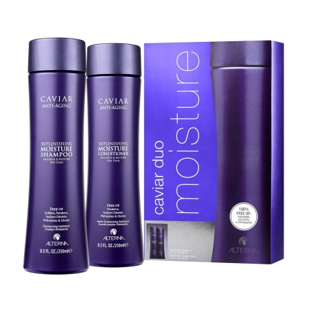 Alterna kit de ingrijire - Antiaging Moisture Duo (Caviar Moisture Duo)
