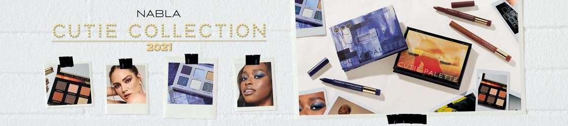 Colección Side By Side de Nabla Cosmetics - Belleza para todos