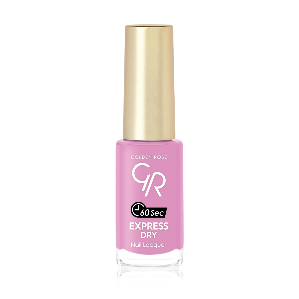 Golden Rose lak na nehty - Express Dry Nail Lacquer 23