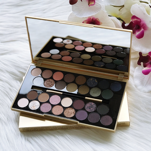 Revolution paleta očných tieňov -  BBB Fortune Favours the Brave 30 Eyeshadow