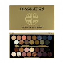 Makeup Revolution paleta senčil - BBB Fortune Favours the Brave 30 Eyeshadow