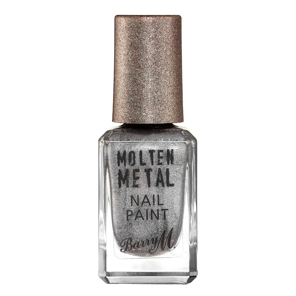 Barry M Molten Metal Nail Paint