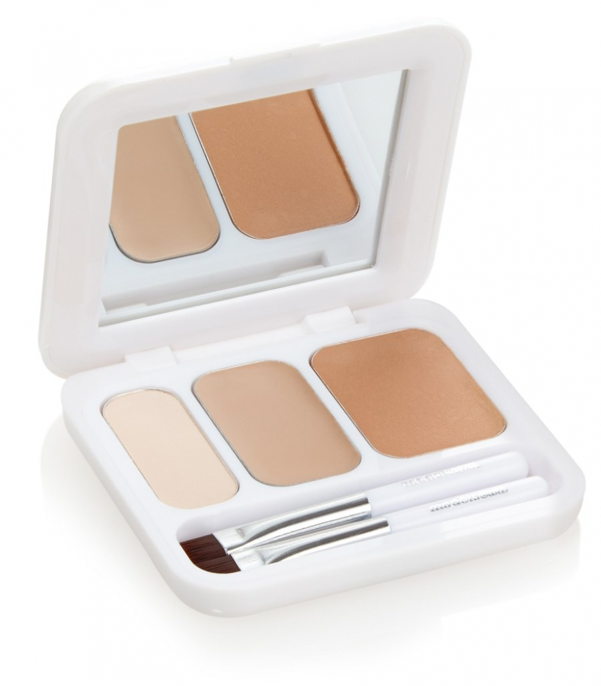 Models Own palette per le sopracciglia - Now Brow! Kit Light Brown
