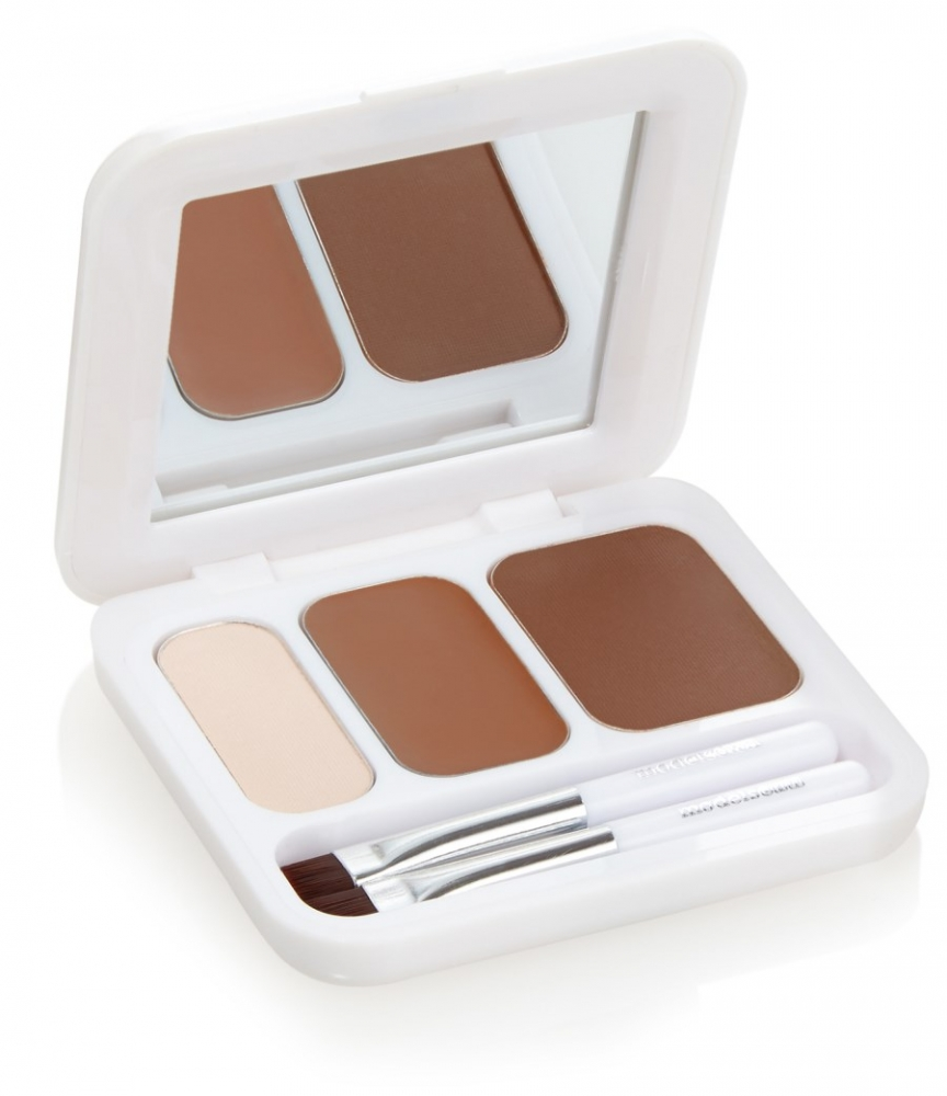 Models Own set za obrve - Now Brow! Kit Chestnut