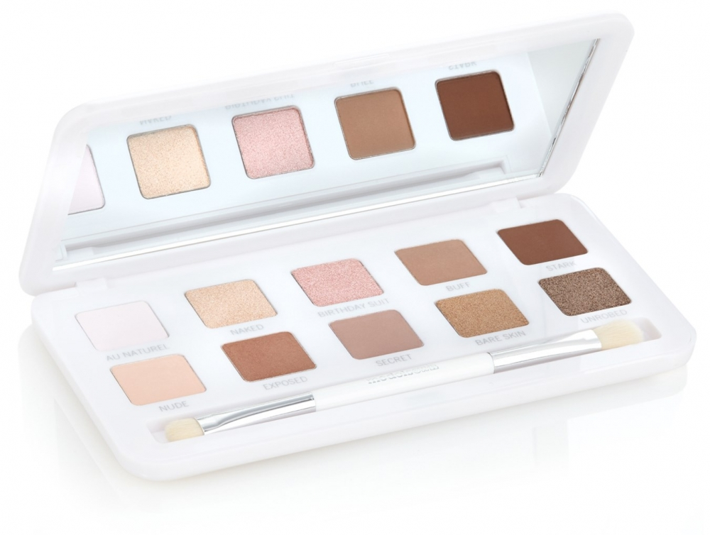 Models Own paleta sjenila - Eyeshadow Palette Barely There