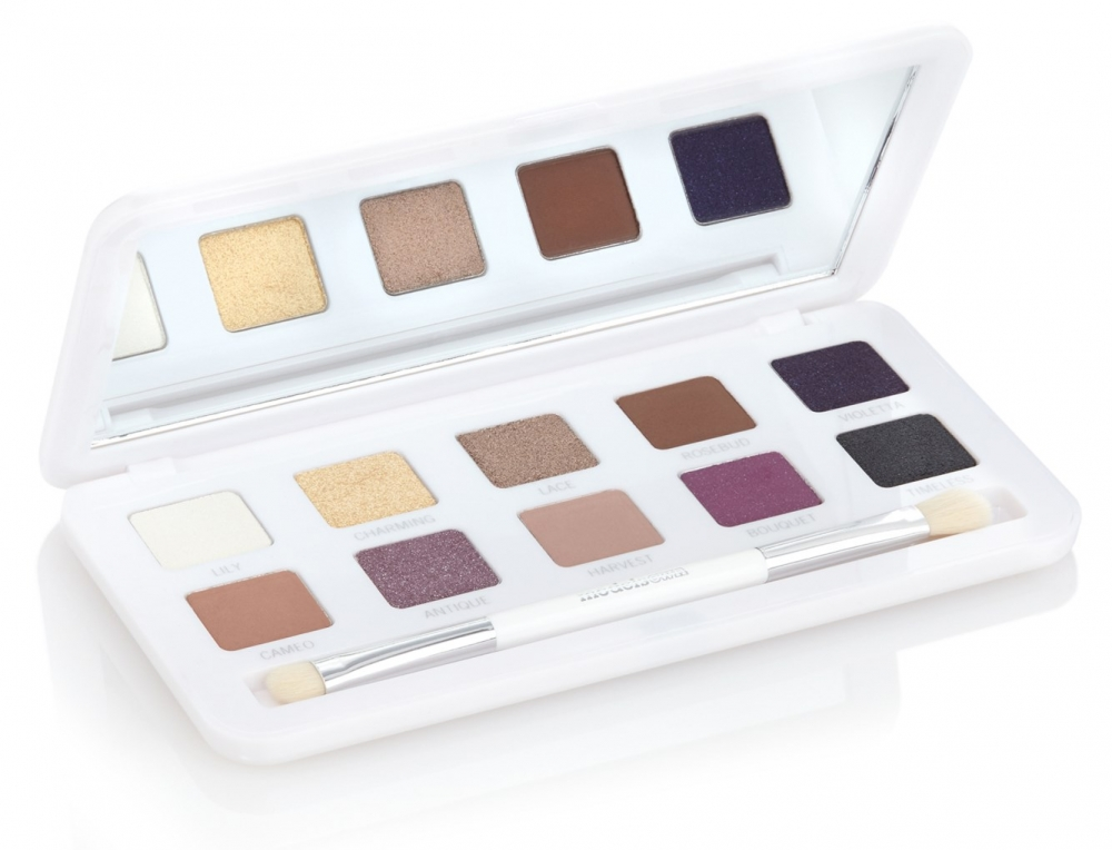 Models Own palette di ombretti - Eyeshadow Palette Vintage rose