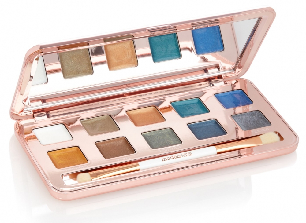 Models Own paleta sjenila - Eyeshadow Palette Colour Chrome