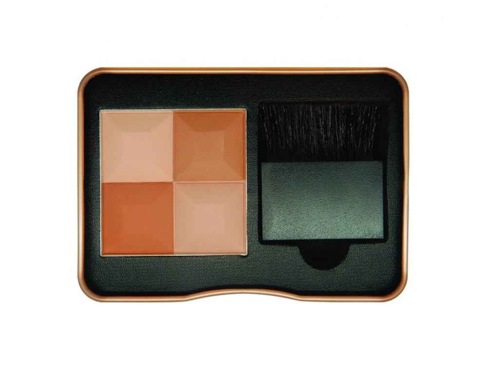 W7 Cosmetics lícenka - Blush With Me Colour Cubes Cassie Mac