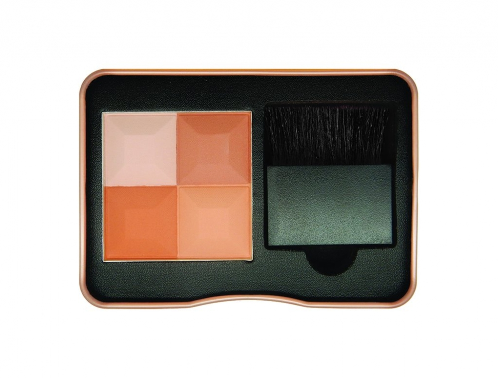 W7 Cosmetics Rouge - Blush With Me Colour Cubes Honeymoon