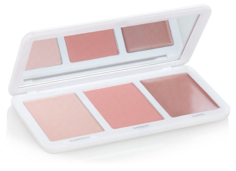 Models Own paleta rumenila- Rock 'n' Rosy Blusher Pyxie Pink