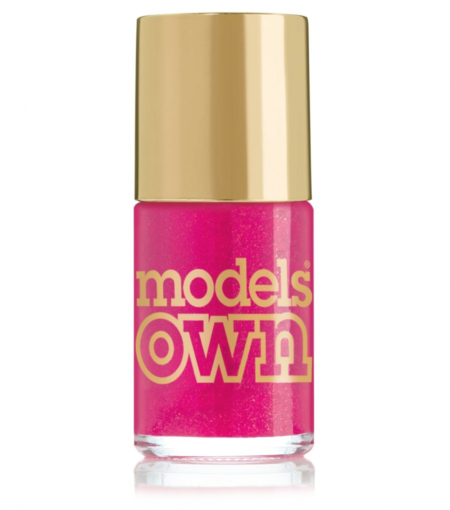 Models Own lak za nokte - Diamond Deluxe Radiant Pink