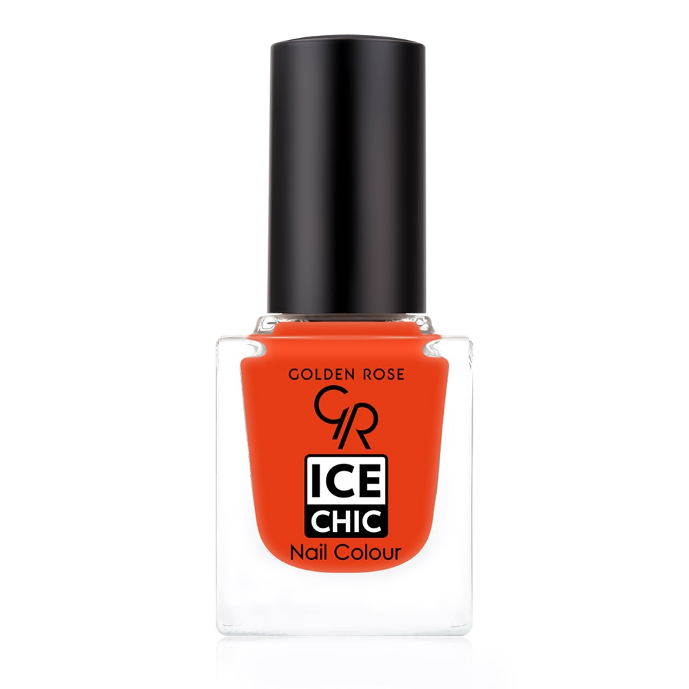 Golden Rose lak na nehty - Ice Chic Nail Color 91