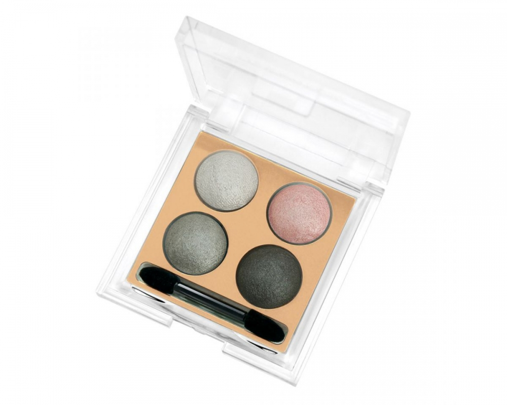 Golden Rose Lidschatten-Palette  - Wet & Dry Eyeshadow No.02
