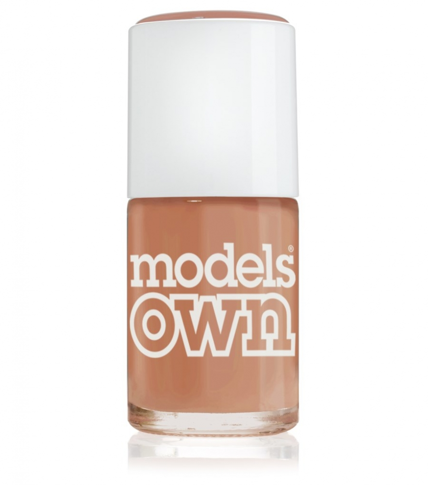 Models Own lak za nokte - Hyper Gel Polish - Deep Tan