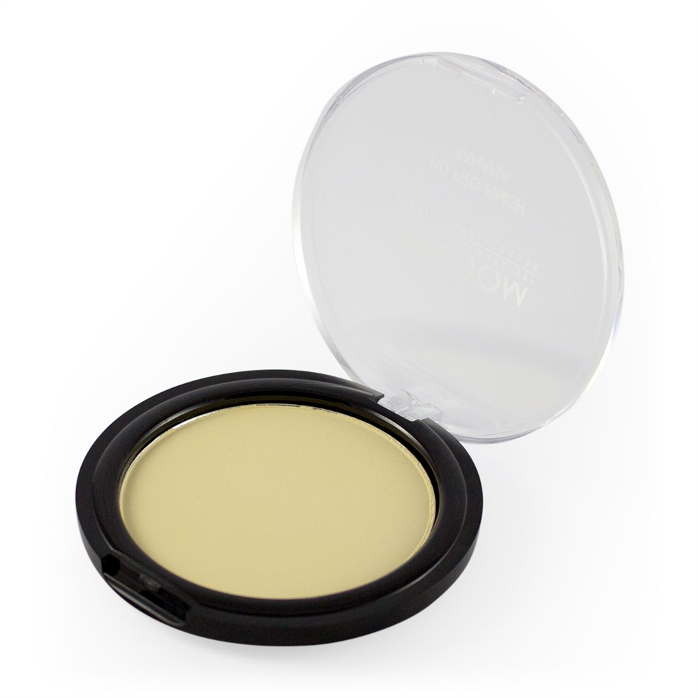 Freedom fiksacijski puder  - HD Pro Finish Banana -Pressed